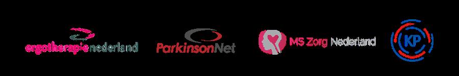 Ergotherapie Wassenaar is aangesloten bij Ergotherapie Nederland, Parkinsonnet, MS Zorg en KP Medici.